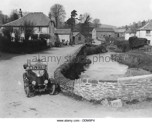 Image result for Somerset levels 1920s