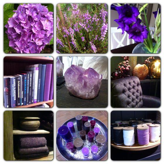 Wat doet de kleur paars in je interieur? STIJLIDEE Interieuradvies en Styling