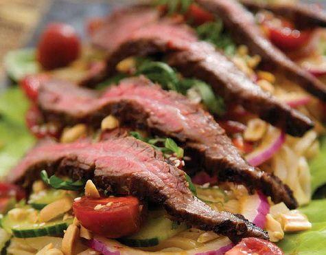 Thai Flank Steak Rob Rainford