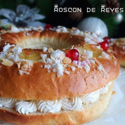Bilyrecetas: Roscon de Reyes sin huevo
