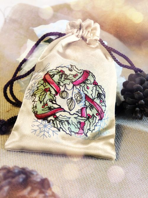 49 Best Embroidery Machine Gift Bags And Card Holders Images On Pinterest | Embroidery Machines ...