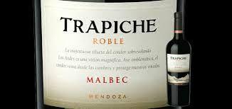 Trapiche Malbec , 2014. Vino Tinto , Malbec. Argentina.