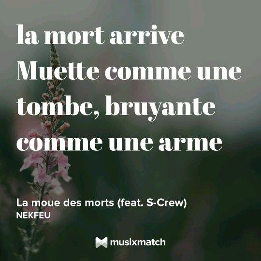 La moue des morts - Nekfeu feat. S-Crew