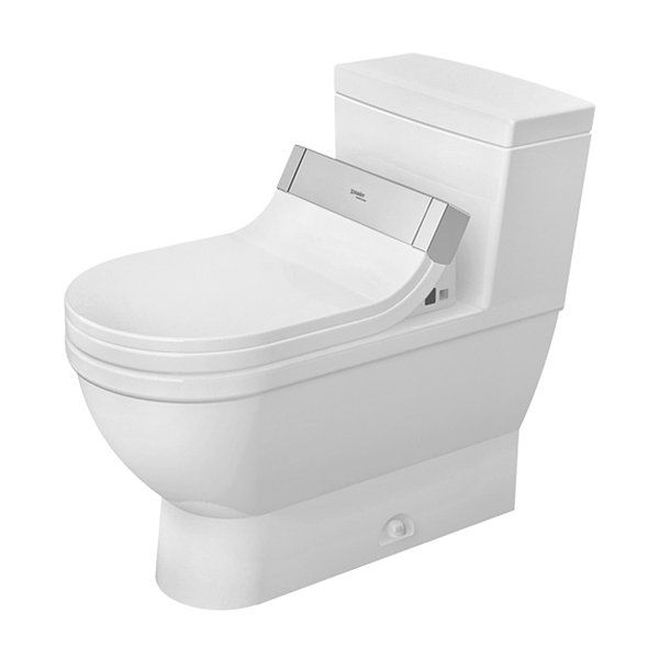 Shop Duravit  2120010001 Starck 3 One-Piece Toilet at ATG Stores. Browse our toilets, all with free shipping and best price guaranteed.