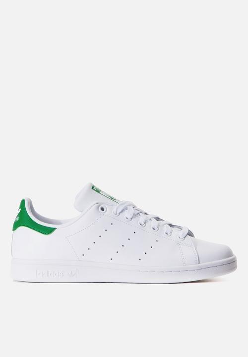 adidas Originals Stan Smith - M20324 - Ftwr White / Core White / Green adidas Originals Sneakers | Superbalist.com