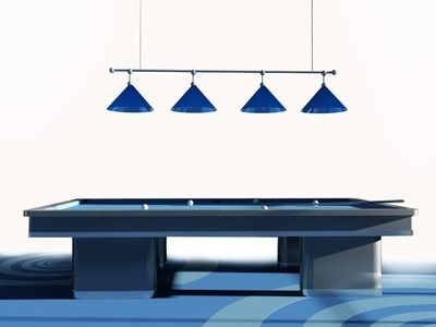 DIY Pool Table Lighting
