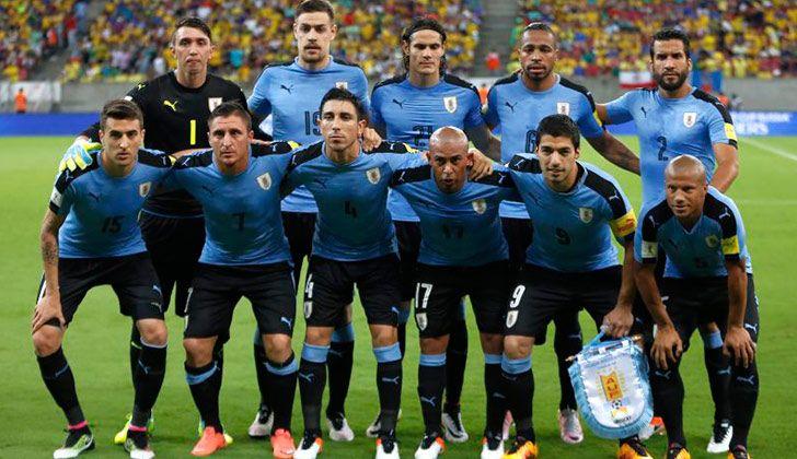 Uruguay Rilis Daftar Skuat untuk Jeda Internasional Bulan Juni