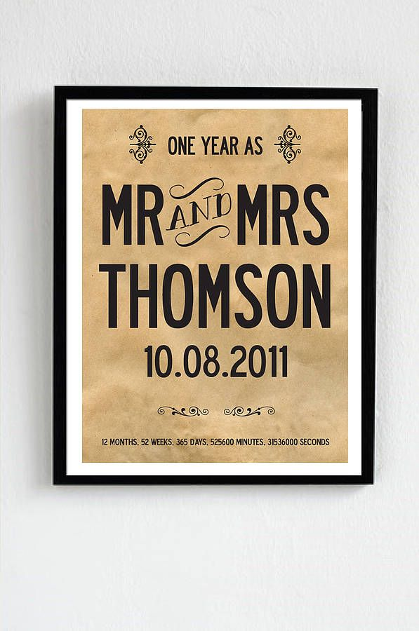 Best 25 first wedding anniversary quotes ideas on for Best first year anniversary gifts for her