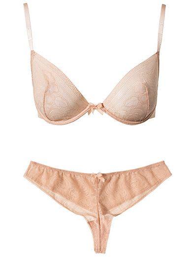 Fire Bra - Vero Moda - Rosa - Bh & Toppar - Underkläder - Kvinna - Nelly.com