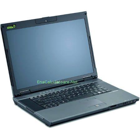 "Laptop shcu port serial Fujitsu  Laptopuri second Core 2 Du0P8700- 2,53 ghz, 2gb ram ddr3, 160 gb hdd sata, dvd+/-rw, placa retea, wireless, port serial, e*SATA, display 15,4"",Fujitsu Mobile x9515. >> TRANSPORT GRATUIT << Pret 835 lei."