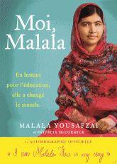 Récit bouleversant d'une famille pakistanaise exilée à cause du terrorisme ; d'un père qui envers et contre tout a fondé des écoles ; de parents courageux qui, dans une société où les garçons sont rois, ont manifesté un amour immense à leur fille et l'ont encouragée à s'instruire, à écrire, à dénoncer l'insoutenable et à exiger, pour toutes et tous, l'accès au savoir.