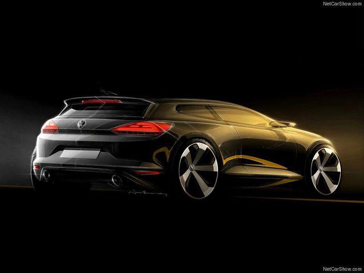 VW Scirocco 2015