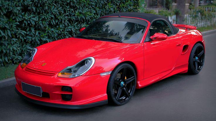 Porsche Boxster 986 modified - GT Collection