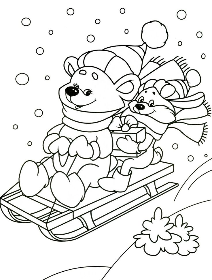 téli szórakozás