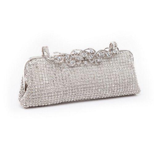 Buy Unique Gift Diamonte Evening Bag – Roman & French