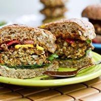 Our Perfect Veggie Burger | B-b-b-burgers!! | Pinterest