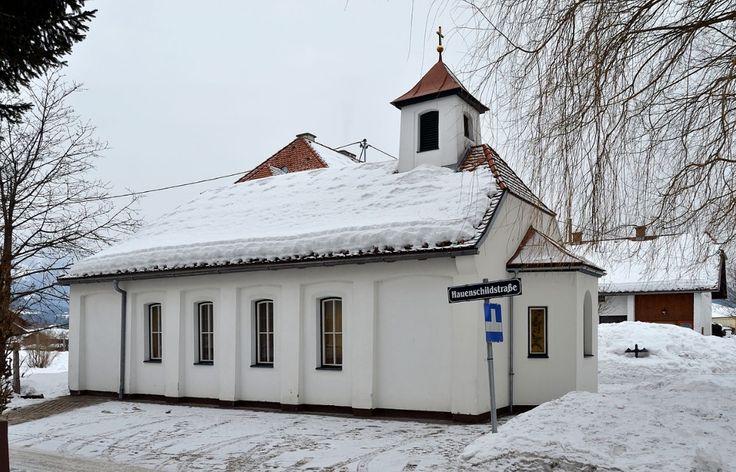 Windischgarsten, Evan. Pfarrkirche Zum Guten Hirten (Kirchdorf an der Krems) Oberösterreich AUT