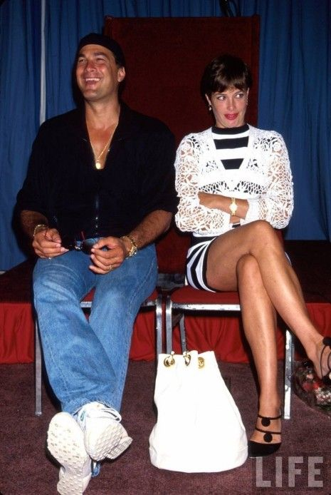 116 best images about b kelly lebrock on pinterest - Dominic seagal ...
