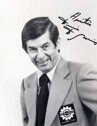 Denis Drouin (1916-1978). Acteur et humoriste québécois. Célèbre acolyte d'Olivier Guimond.
