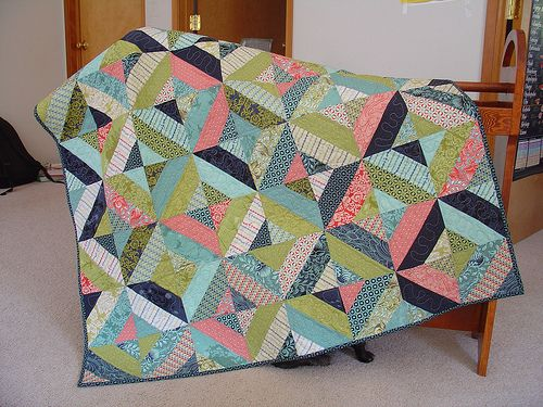 332 best Quilts: Jelly Roll Quilts, etc. images on Pinterest ... : quilts using jelly rolls - Adamdwight.com