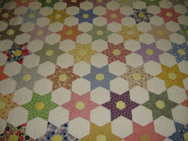 Piecing Curves  How to Make a Clamshell Quilt