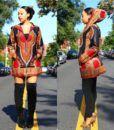 Dashiki Hoodie Sweater – TheDashiki.com