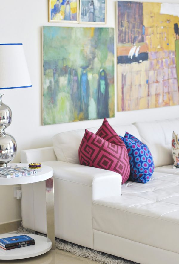 17 Best Ideas About White Leather Couches On Pinterest