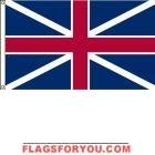 High Wind, US Made Kings Colors Flag 2x3