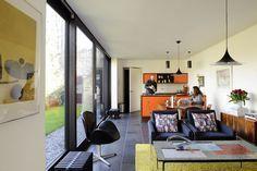 scandinavian modernism, modernist architecture, mid century, Edinburgh architecture