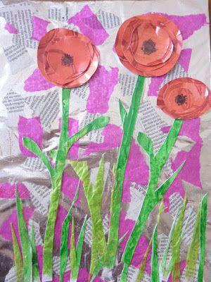 poppies craft
