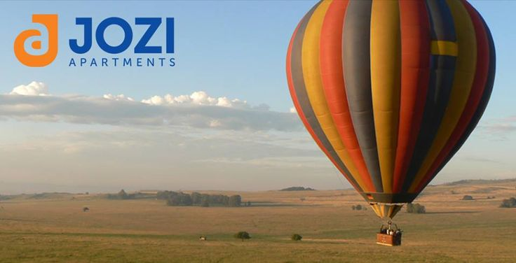 Today's Top Jozi ActivityHot Air Balloon Rides In #Jozi take off from the banks of the scenic Lake Heritage within Heia Safari, a private game reserve located within the Cradle of Humankind. Due to safety precautions, hot air balloon flights in Gauteng only operate in the early morning.