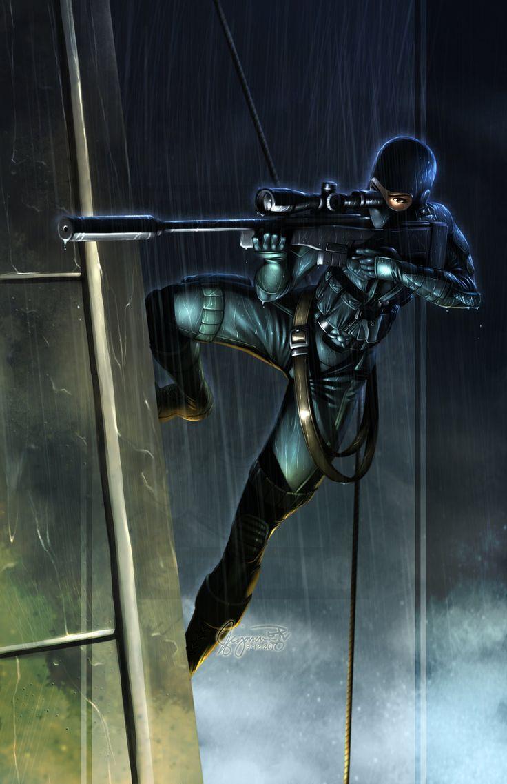 Cyberpunk, Future, Futuristic, FOXTROT_for_7377 by *totmoartsstudio2 on deviantART