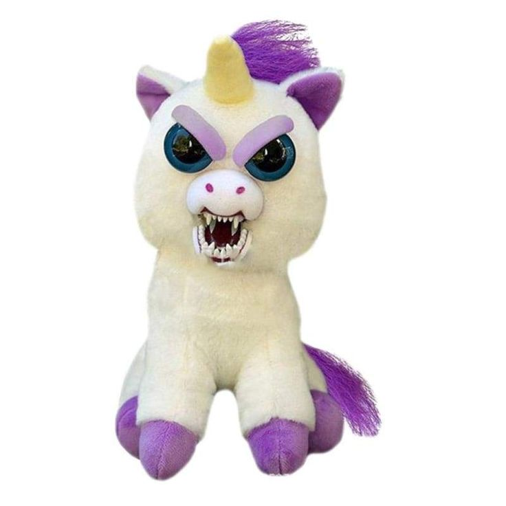 Feisty Pets Plush Stuffed Toys Feisty pets unicorn, Pet