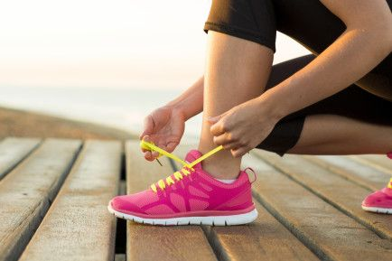 Get a Good Pair of Sneakers Don't let your energy lag! It may be the last thing you feel like doing when you're tired, exercise -- even a brisk walk -- can be more effective than a nap or cup of coffee at fighting fatigue. Wear shoes and get the boost!
