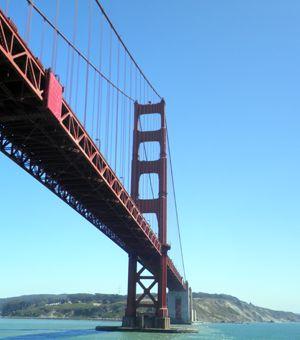 Le Golden Gate - San Francisco