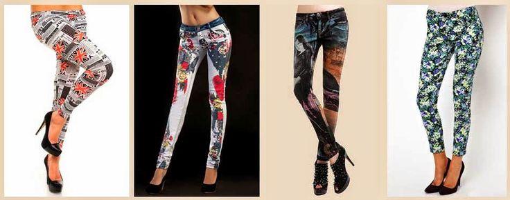 Renkli Kot Modası - colour jeans - http://www.birleydi.com/2014/07/renkli-kot-modasi.html