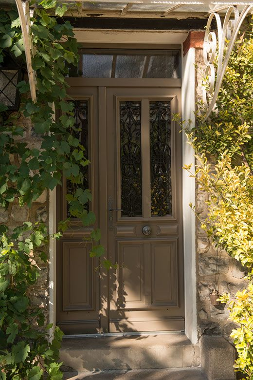 20 best porte du0027entrée images on Pinterest Entrance doors, Front