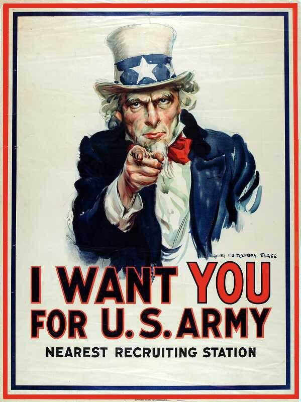 I Want You - USA