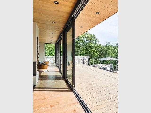 44 best Maisons du0027architectes images on Pinterest - faire un sauna maison