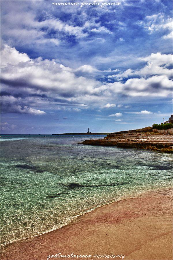 Punta Prima  Menorca  Spain   by Gaetano La Rocca