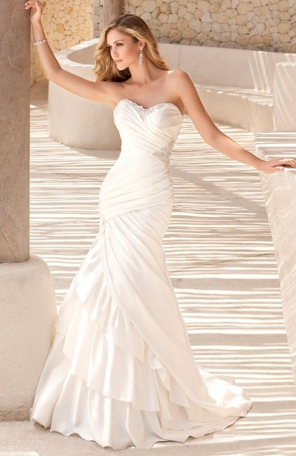 1000 images about rich and luana wedding on pinterest for Stella york wedding dresses near me