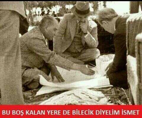Atatürk ve Bilecik