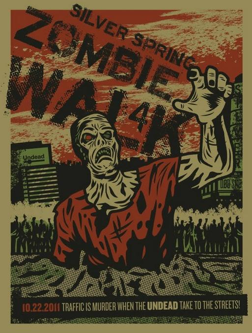 halloween zombie walk toronto