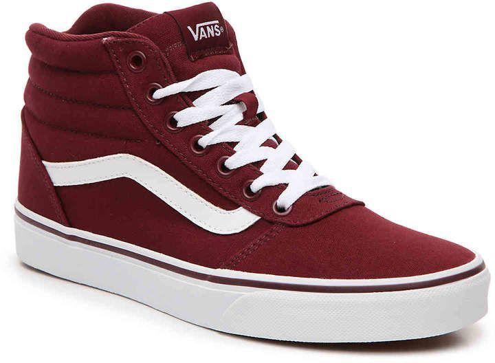 Vans Ward Hi High-Top Sneaker – Women's