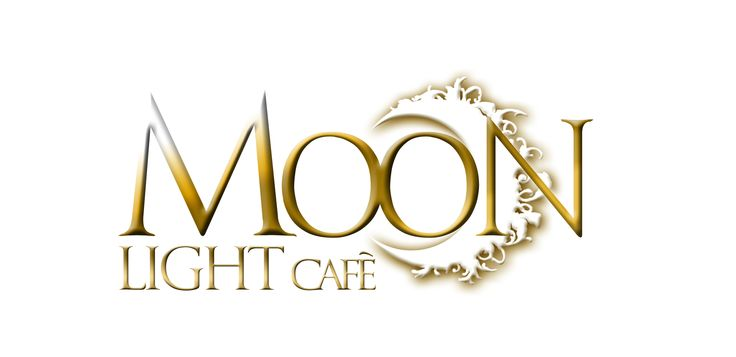 MOON LIGHT CAFE' - logo