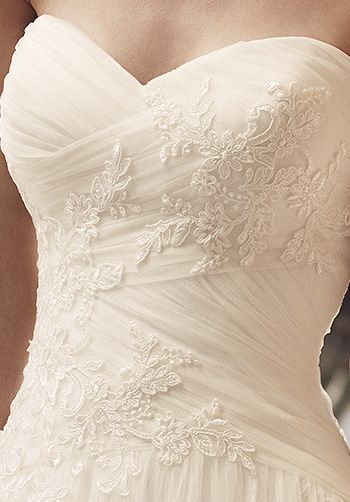 Casablanca Bridal Wedding Dresses - The Knot