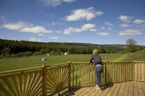 Cheap Hotels in Blairgowrie  Corriefodly Holiday Park Hotel