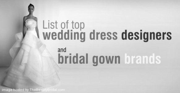 Das Wunder der Brautjungfern Designer Liste | Liste der Brautjungfer Designer i …   – Hochzeitskleider