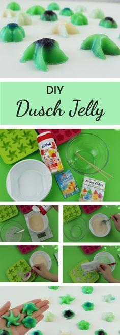 DIY Dusch Jelly im Lush Style selber machen | DIY Geschenkidee | Duschjelly