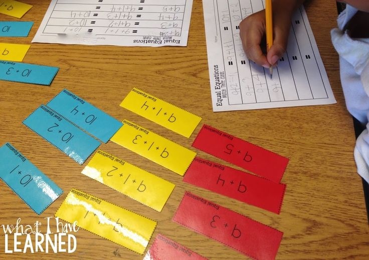 Being able to compose and decompose numbers is an important math skill that gets developed in first and second grade. Learn some strategies to teach students this important strategy.